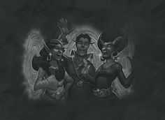 ✔ Theme: Party Portals