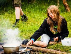 Top 5 over mad på lejr og tur