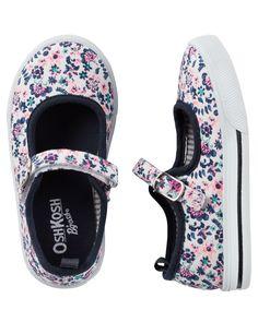 Baby Girl OshKosh Mary Jane Sneakers | Carters.com