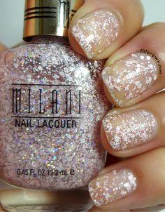 Milani Nail Lacquer in Sugar Burst- Gold label line