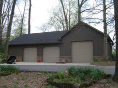 Pole Barn House Plans | pole barn build the garage journal board Design input wanted new pole ...