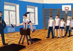 Недавно сайт Englishrussia выложил потрясающие рисунки, на которых очень точно и детально изображена повседневная жизнь позднего СССР . Рисунки сделала девочка по имени Зоя Черкасская-Ннади, которая в пятнадцатилетнем возрасте переехала из СССР в Израиль, где смогла самореализоваться и стать…