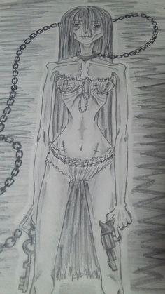 By Nidorina >Sketch >Pencildrawing >Doodle >Myart >Skinny