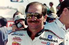 He Was One of the best drivers in Nascar.