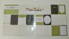 designing project life layouts - Google Search