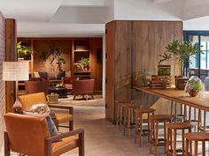 1 Hotel Designed By AvroKO | AvroKo | A Design and Concept Firm
