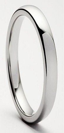 Classic Tungsten 3mm Womans Ring | 3mm Classic Tungsten Wedding Band - Last Day Of Sale! - Take $20.00 Off.  Use code 'FRIDAY'