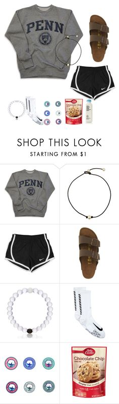 """~ where did i go wrong, i lost a friend ~"" by southern-preppster ❤ liked on Polyvore featuring NIKE, Birkenstock and Betty Crocker"