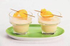 Sinaasappel-gembersmoothie