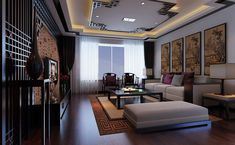flat screen chinese feature wall modular lounge, 100 images east meets west designs  home-designing.com