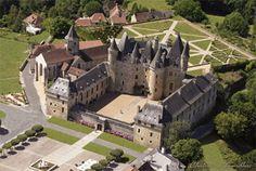 Château de Jumilhac (Dordogne). Aquitaine