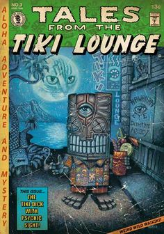 tales from the tiki lounge - Google Search