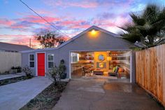 Browse pictures of garages transformed into apartments, bedrooms and game rooms on HGTV Remodels.
