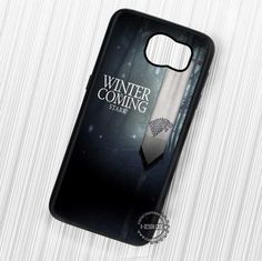 Stark Game of Thrones - Samsung Galaxy S7 S6 S5 Note 7 Cases & Covers