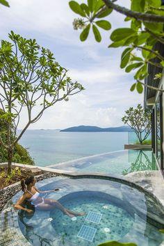 Conrad Koh Samui - Thailand With its spectacular...   Luxury Accommodations ...repinned für Gewinner! - jetzt gratis Erfolgsratgeber sichern www.ratsucher.de
