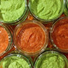 Three easy, healthy dips made for your veggie tray Healthy Dips, Healthy Eating, Healthy Recipes, Feta Dip, Chutney, Veggie Tray, Good Food, Food And Drink, Appetizers