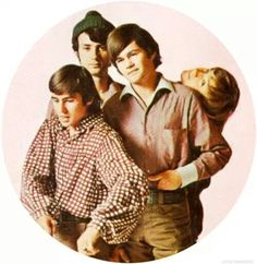 Monkees...Oh Peter, what are you doing?