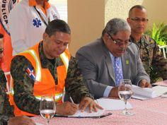 SeNaSa firma acuerdo con Defensa Civil para afiliación