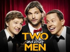 Two and a Half Men - current season.