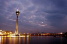 Macau Tower in China