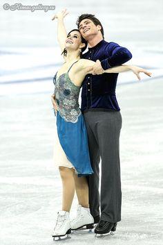 (via Gallery.ru / Tessa VIRTUE / Scott MOIR CAN - Short Dance - kimas)