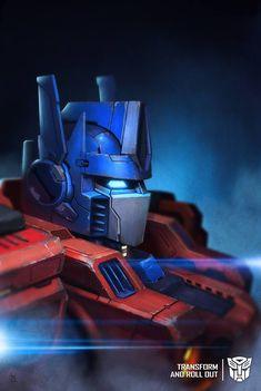 Optimus Prime by geeshin.deviantart.com on @deviantART