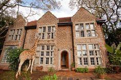 The Garden Manor @ Giraffe Manor