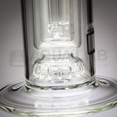 4.O Glass - Perc in a Perc Straight Tube # 5