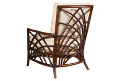 Cathedral Lounge Chair, Espresso $1,299.00