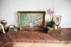 design is mine : isn't it lovely?: interior inspiration : floral art.