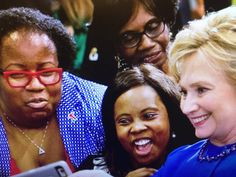 No matter What the Emails are, Women support Hillary, to White House | 코리일보 | CoreeILBO