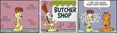 Garfield by Jim Davis for Feb 15, 2018 | Read Comic Strips at GoComics.com