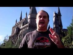 Harry Potter & The Forbidden Journey Overview