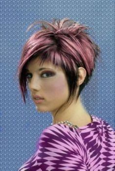 34 Messy Hairstyles for Short Hair » SeasonOutfit