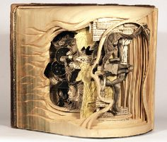used books art project - Google Search