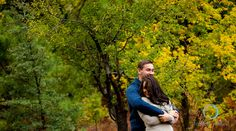 The imperfection is what makes this picture perfect- Arizona Engagement, Sedona, Foskett Creative #engagement #fall #Sedona