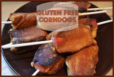 Gluten Free Corndogs | Homemade Dutch Apple Pie