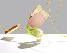 In Toronto, the photographer Michael Crichton and his colleague and stylist Leigh MacMillan imagined a visual project highlighting food, titled Conceptual Food. Minimal Photography, Food Photography Styling, Still Life Photography, Food Styling, Product Photography, Motion Photography, Splash Photography, Time Photography, Michael Crichton