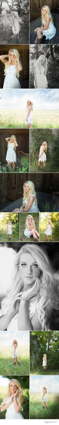 d-Squared Designs St. Louis, MO Senior Photography. Senior Photography. Country Senior Session. Rustic senior. Gorgeous blonde senior.