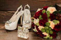 #weddingshoes #ChristianAlbu #flowerbouquet #AtelierdesFleurs #parfume #wood #rusticwedding