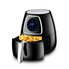 Buy VJUKUB Air Fryer for Healthy Fried Food Litre Capacity Smart Touch Screen Electric Fryer Without Soot Large Capacity Fries Machine Double Pot Design Air Fryer Deals, Electric Fryer, Air Fryer Review, Air Fryer Healthy, Kitchen Appliances, Food, Design, Future House, House Ideas