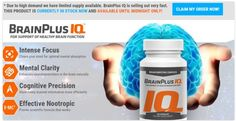 To know more about the best brain booster formula, Brain Plus IQ, it is best advised to visit its official website. It means that you can easily find the information about it online. >>> http://www.neurofusereviews.com/brain-plus-iq/