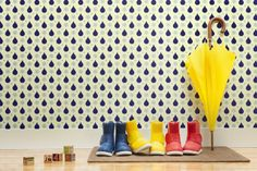 Attention, please! Our cute, children's overboots are now available at Macy's.