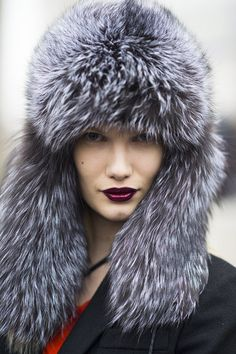 Hair and Makeup | Fashion Month Fall 2013