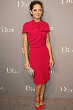 Marion Cotillard | Dior | November 2008