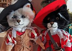 Musketier-Katzen
