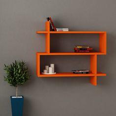 Paralel Wall Shelf - Wondrous Furniture  - 5