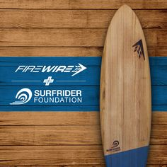 """No way!! My good buddy, Zac, just bought me this board. Did I EVER think I'd have a board like this? Nope. The 7'2"""" Firewire Addvance, Surfrider Edition. No way!!"""