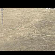 Nazca lines-triangle