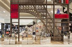 Galeries Lafayette department store by Plajer & Franz Studio, Jakarta